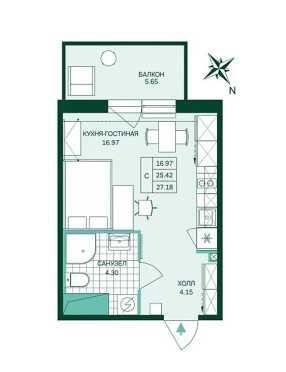 ЖК Magnifika Residence (Магнифика Резиденс)
